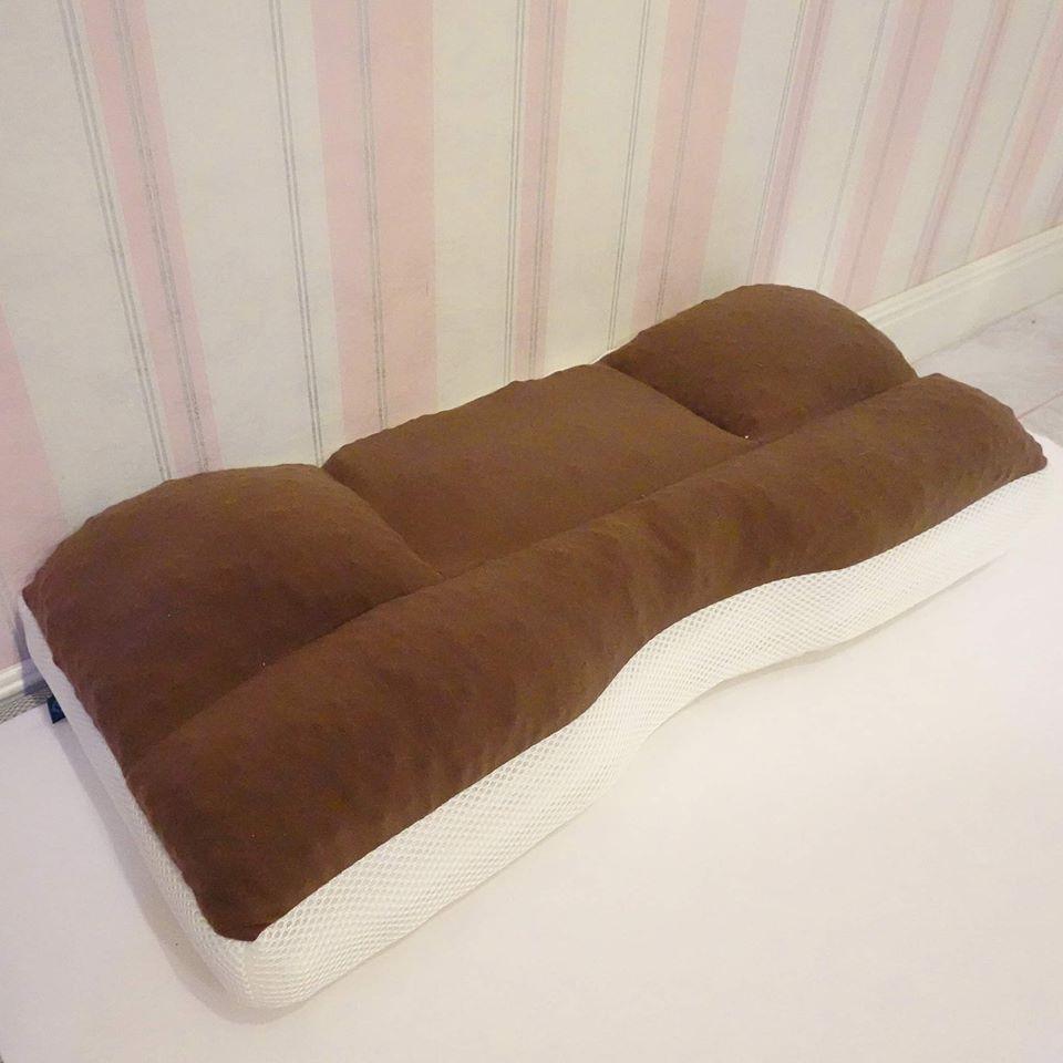 รีวิวหมอน Super fit 4 zone pillow โดย คุณพราว Healthy sister