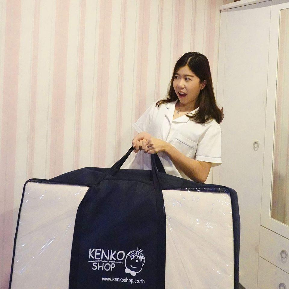 รีวิวที่นอน Teiraku mattress โดย คุณพราว Healthy sister