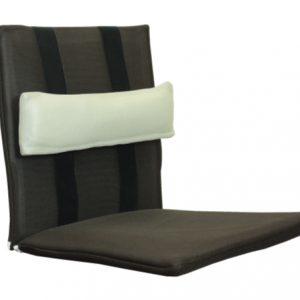 เบาะรองนั่งเพื่อสุขภาพ B-Balance Seat Cushion รองรับเอวและหลัง สีเทา