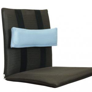 เบาะรองนั่งเพื่อสุขภาพ B-Balance Seat Cushion รองรับเอวและหลัง สีฟ้า