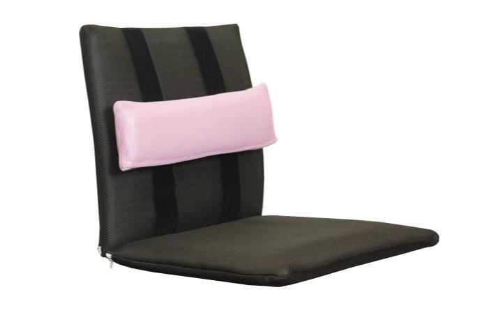 เบาะรองนั่งเพื่อสุขภาพ B-Balance Seat Cushion รองรับเอวและหลัง สีชมพู