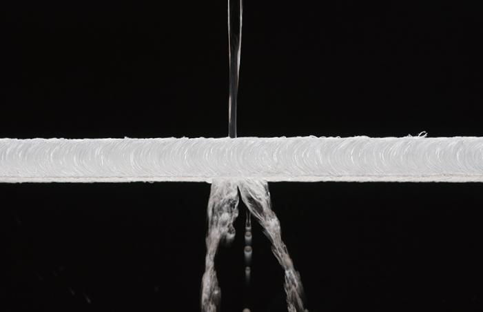 วัสดุ Air-raschel สามารถล้างน้ำทำความสะอาดได้ ไม่กักเก็บความชื้น แห้งไว
