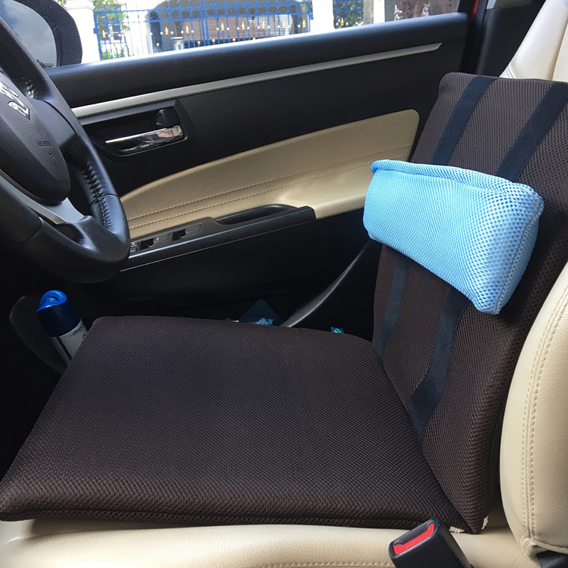 B-Balance Seat Cushion วางที่เก้าอี้ในรถเพื่อซัพพอร์ตเอว