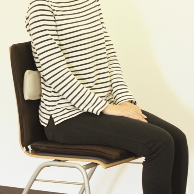 นั่ง B-Balance Seat Cushion ช่วยซัพพอร์เอวและหลัง