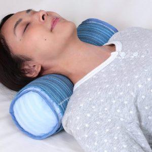 หมอนอเนกประสงค์ Mikawa multi pillow วางรองคอ คลายอาการปวดเมื่อย