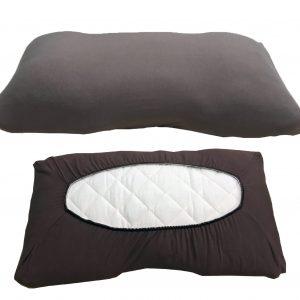ปลอกหมอนสำหรับใส่หมอน Super fit pillow 4 zone เนื้อผ้านุ่ม นอนสบาย