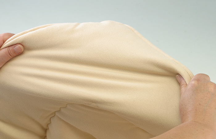 ความยืดหยุ่นของผ้าห่มขนอูฐ camel futon ยืดหยุ่นสูง