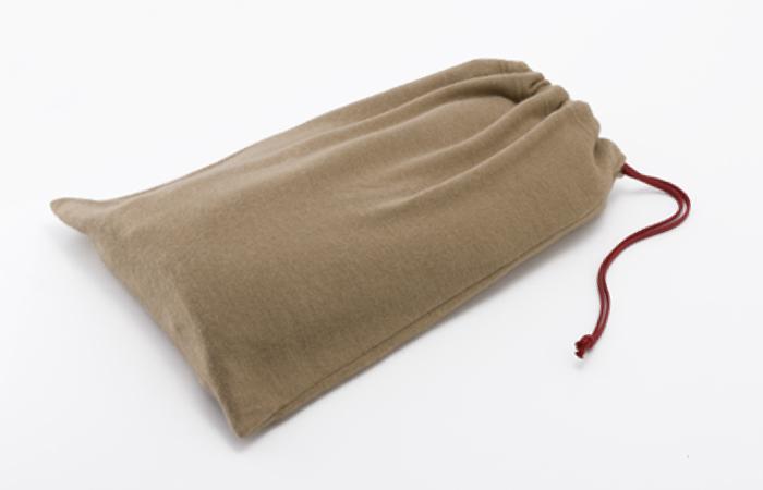 ถุงผ้าสำหรับใส่ผ้าคลุมไหล่ Haorila เนื้อสัมผัสนุ่ม เหมือนผ้าคลุม