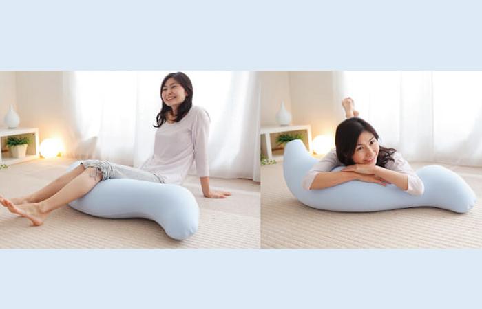 หมอนข้าง King cool body pillow ใช้งานได้หลากหลายอิริยาบถ