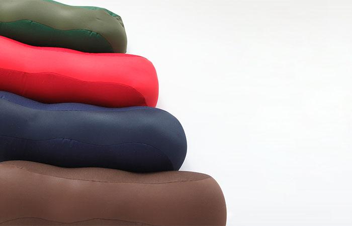 หมอนรองขา King foot pillow มีให้เลือกหลากหลายสีสัน