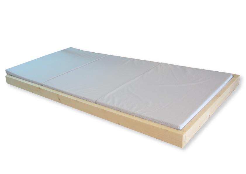 ที่นอนเพื่อสุขภาพ kenko mattress รุ่น flat แบบกางออก 3 ฟุต