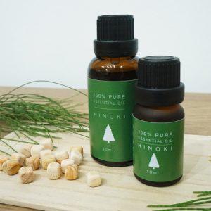 น้ำมันหอม Hinoki essential oil ขนาด 10ml และ 30ml