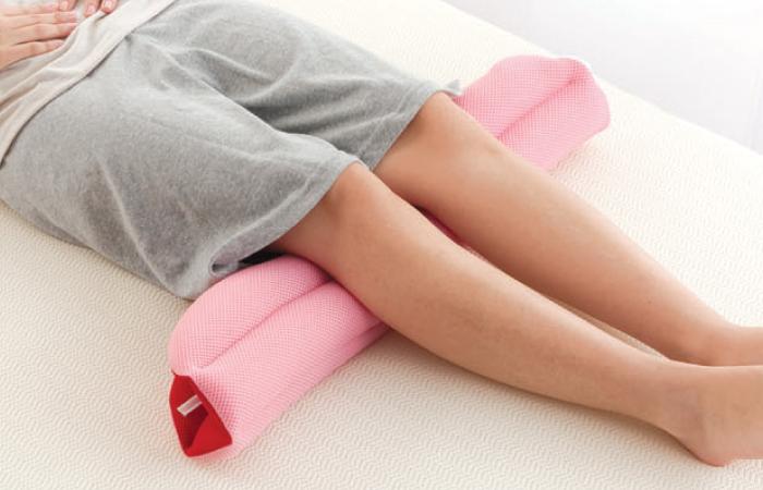 หมอนอเนกประสงค์ Pillow plus วางรองใต้ขา ลดอาการปวดเมื่อย
