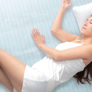 แผ่นรองนอนเย็น เพื่อสุขภาพ Salaf cool pad นอนหลับสบาย หายร้อน