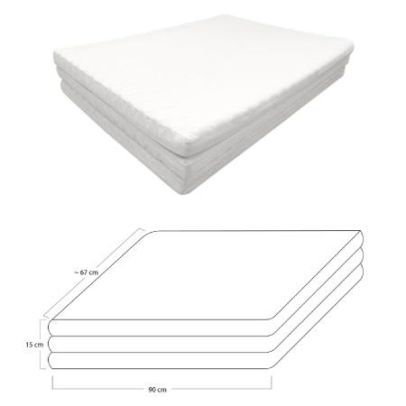 kenko mattress พับเก็บได้