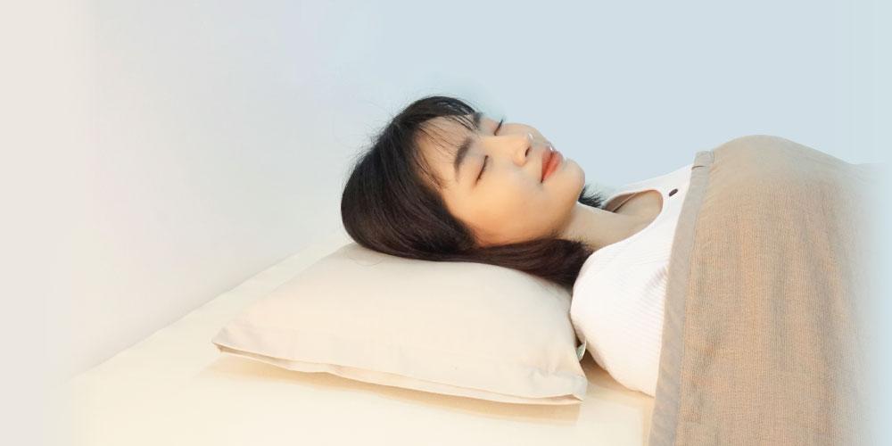 ผู้หญิงนอนเครื่องนอน Kenko Shop