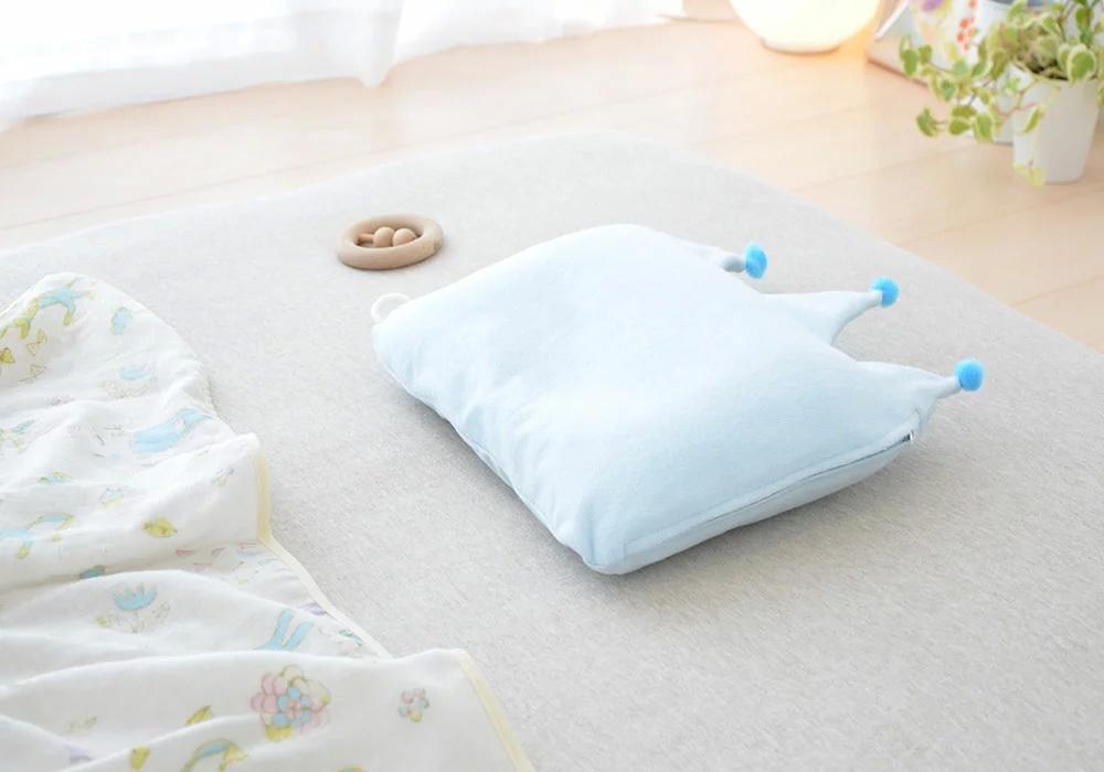 King Baby Pillow หมอนสำหรับเด็กทารก สามารถปรับระดับความสูงได้