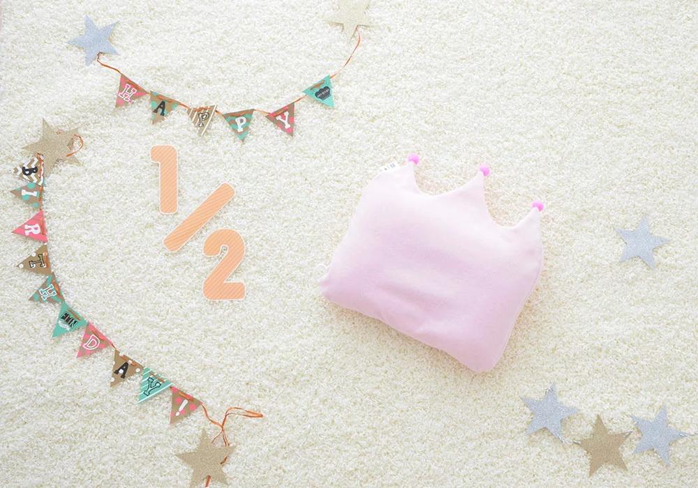 King Baby Pillow หมอนสำหรับเด็กทารก อายุ 1-2 ขวบ