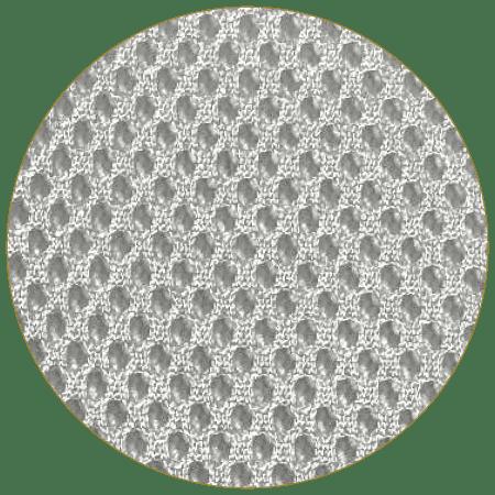 เนื้อผ้า 3D บริเวณขอบที่นอน Teiraku mattress ช่วยระบายอากาศ